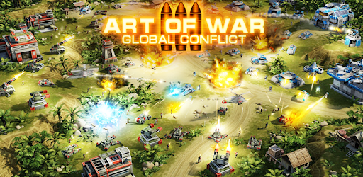 Art of War 3: PvP RTS modern warfare strategy game - Apps on Google Play