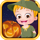 Baby Hazel Halloween Night icon