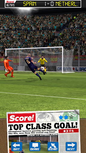 Score! World Goals screenshot 1
