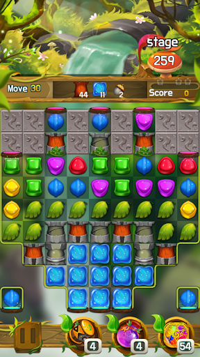 Candy forest fantasy : Match 3 Puzzle  screenshots 15