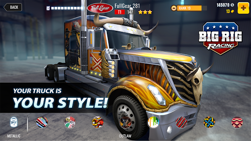 Big Rig Racing apkdebit screenshots 1