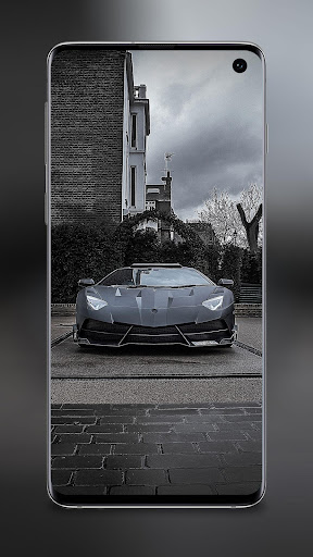 Sports Car Wallpaper - Lamborghini Wallpaper screenshots 3