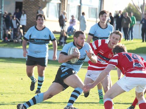 Boars Celebrate Home Ground Win