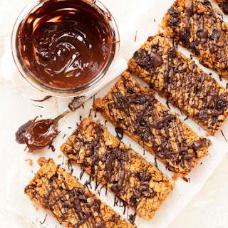 Brown Sugar Flapjack (Oat Bars).