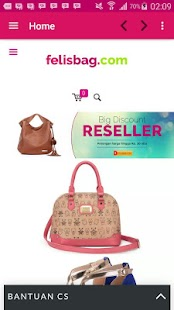 felisbag - Mal Fashion Wanita- screenshot thumbnail