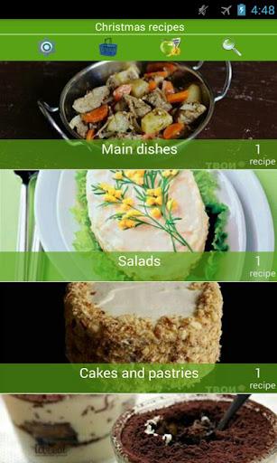 Christmas recipes 5.9.3 Paidproapk.com 1