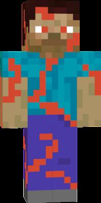 Zombie Version of Steve