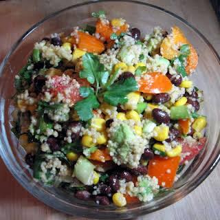Southwestern Couscous Salad.