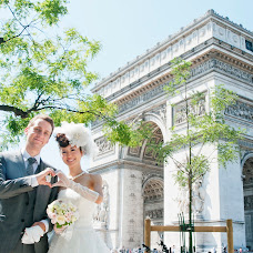 Wedding photographer Michi N (paris100). Photo of 16.02.2018
