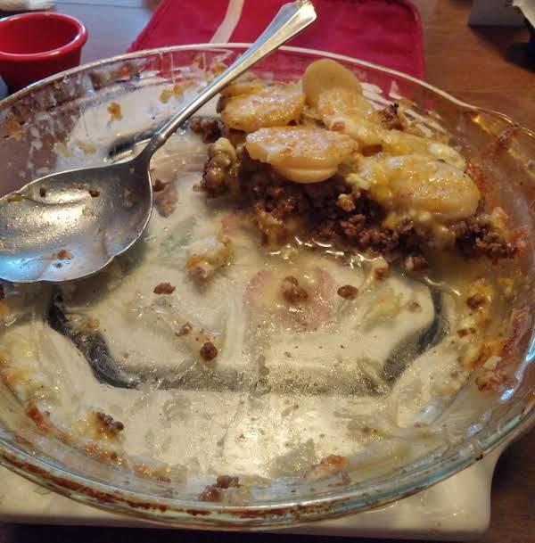 Independence Potato Pie Recipe