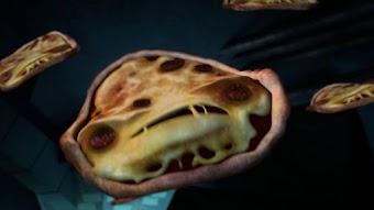 Tête de pizza