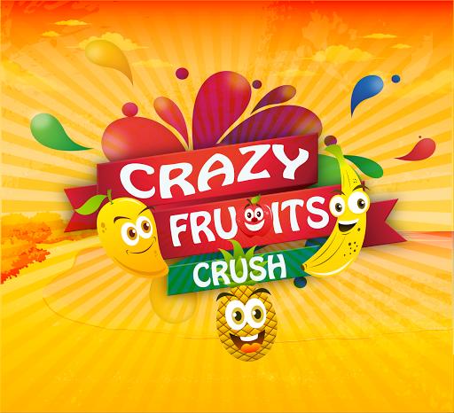 Crazy Fruits Crush Free Game