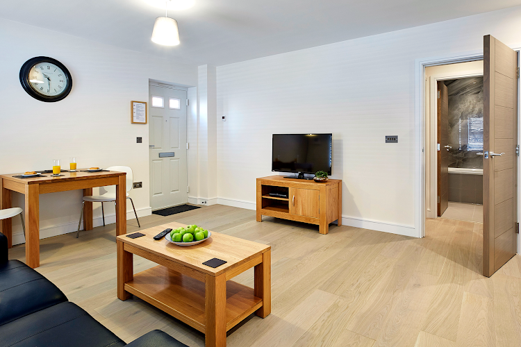 living space at Imperial Court - Maidenhead