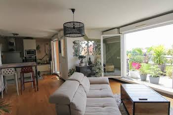 Appartement 4 pièces 83,15 m2