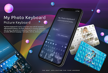 My Photo Keyboard - Picture Keyboard With GIF Screenshot