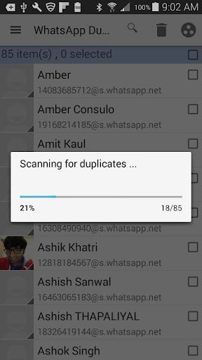 Duplicates for WhatsApp 1.41 screenshots 3