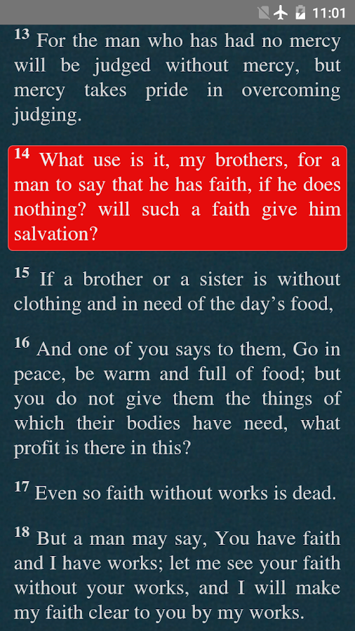 Bible BBE: Bible English- screenshot