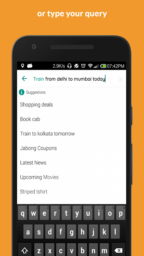 HelpX AI: Shop, Cab, Train, News & More- screenshot