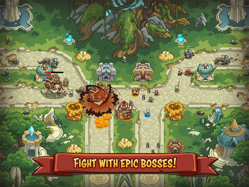 Empire Warriors TD: Defense Battle (Tower Defense) (Unreleased)  screenshots 2