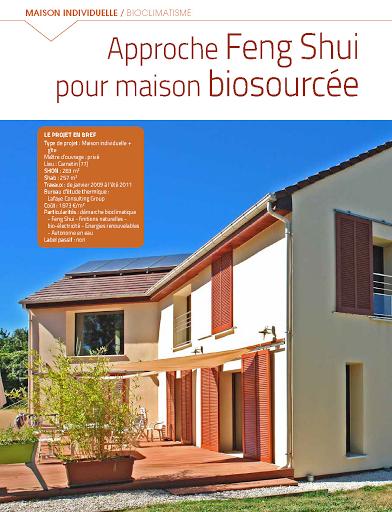 Hors-Série Habitat Naturel - Maison Passive - LCG - 1