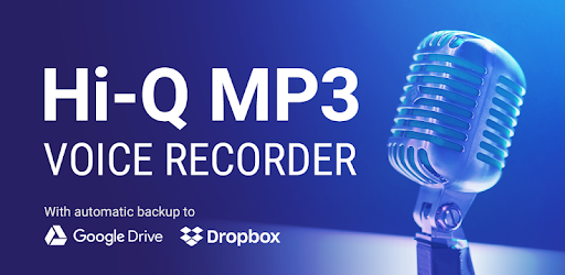 Hi-Q MP3 Voice Recorder (Free) - Apps on Google Play