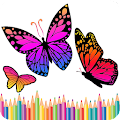 Butterfly Coloring Book APK