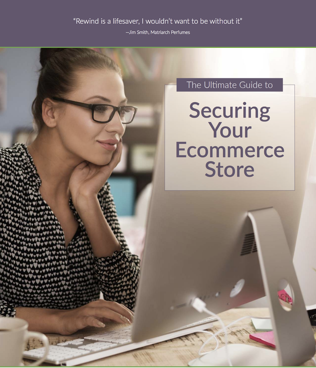 Secure your ecommerce store guide