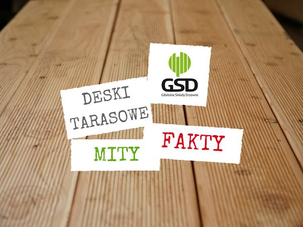 Gdańskie Składy Drzewne Gsd Tczew Tarasy Drewniane
