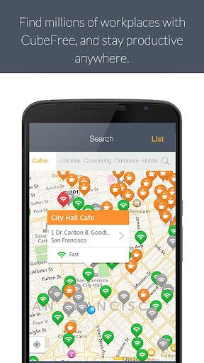 CubeFree App