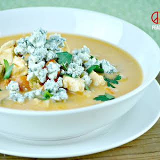 Buffalo Chicken Soup – Low Carb, Gluten Free.