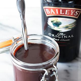 Bailey's Hot Fudge Sauce