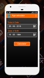 Download Age Calculator By Date Of Birth (Days, Months) For PC Windows and Mac apk screenshot 2