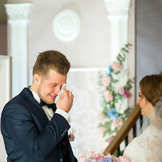 Wedding photographer Alla Ryabichenko (AllaR). Photo of 11.12.2017