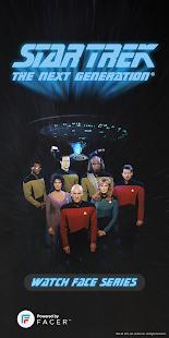 Star Trek Watch Face Series Android Wear Center