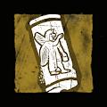 赤鉄鉱の印章