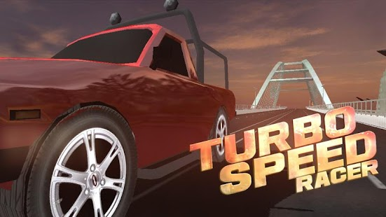 Turbo Speed Racer screenshot