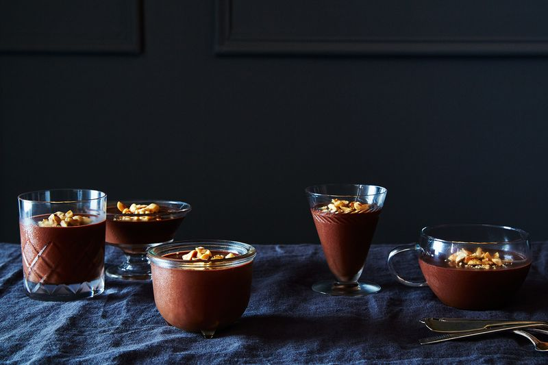 Wow your guests with hazelnuts, liqueur, and cream cheese