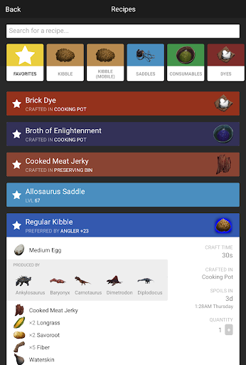 Dododex: ARK Survival Evolved modavailable screenshots 15