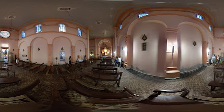 Photo: Iglesia de Nono (interior en 3D)