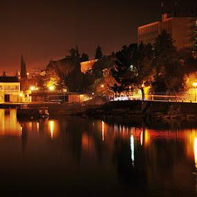 by Zoran Konestabo - City,  Street & Park  Night