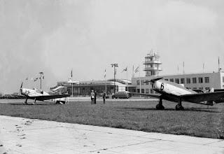 Photo: Ruzyně 1938