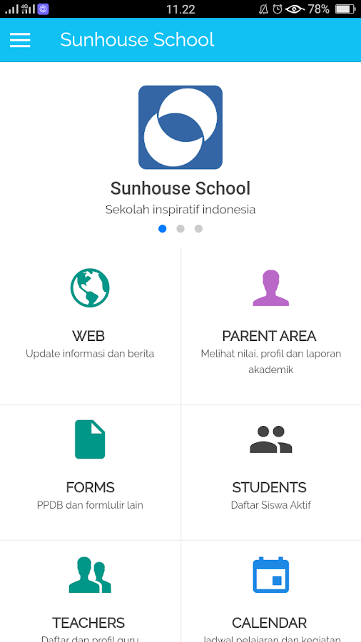 Sunhouse School- screenshot