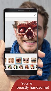 Avatars+: photo editing app & funny face changer- screenshot thumbnail