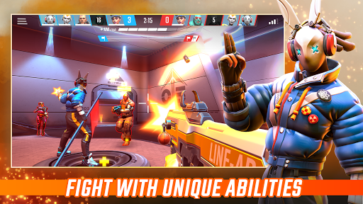 SHADOWGUN War Games screenshot 1