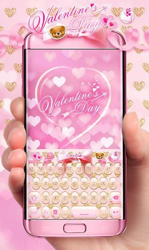 Valentine 's day KeyboardTheme