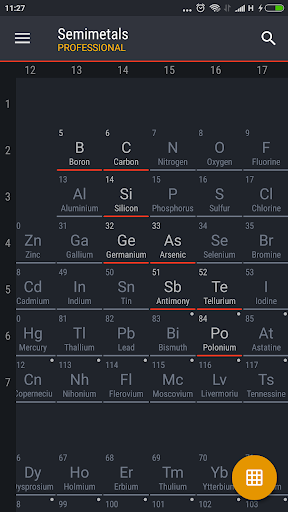 Periodic Table 2017 Pro v0.1.22 [Patched]