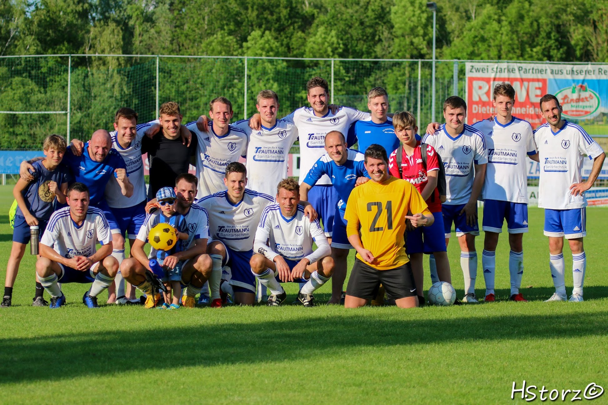 FC Denzlingen II – TVK I   1:2  (1:0)