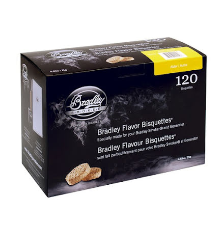 Al 120 st, Bradley Smoker