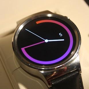 Spectrum Watchface screenshot