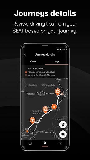 SEAT DriveApp 2.2.4 Screenshots 5